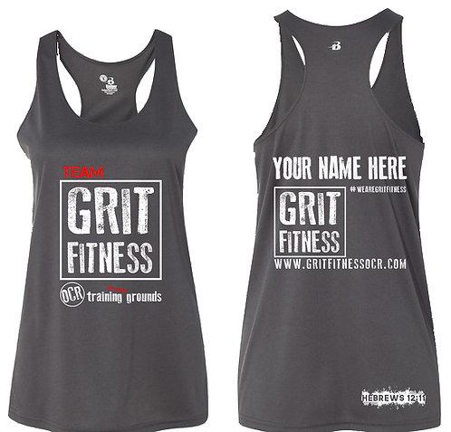 Grit Fitness Race Jersey - Ladies