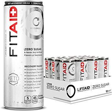 FITAID (SUGAR FREE) 12 Pack (Pre-Order)