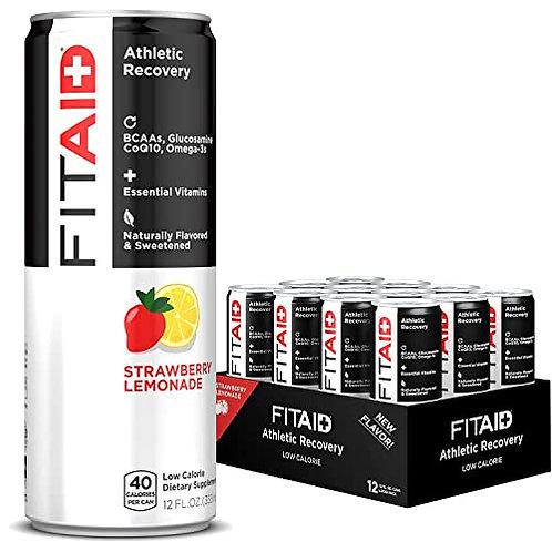 Strawberry Lemonade FitAid