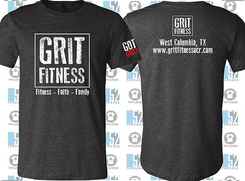 Grit Fitness Logo T-shirt