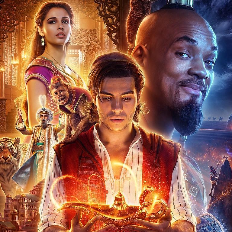 Dive-In Movie Night: Aladdin