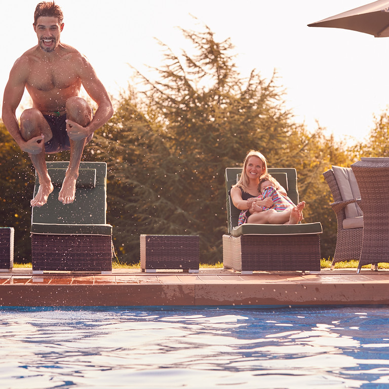 Father's Day Cannonball Competition