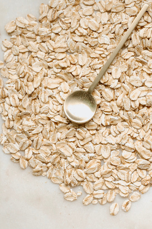 Gluten free organic oats