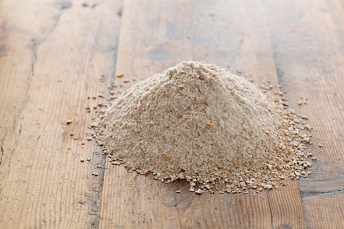 Organic strong wholemeal flour