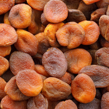 Unsulphured apricots