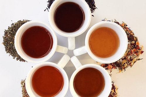 Decaff tea