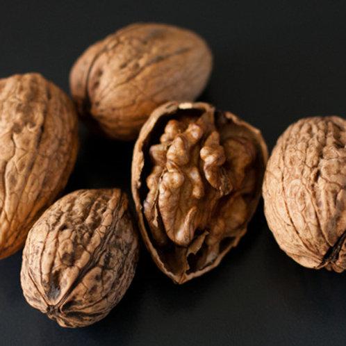 Organic walnuts halves