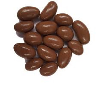 Choc covered brazil nuts