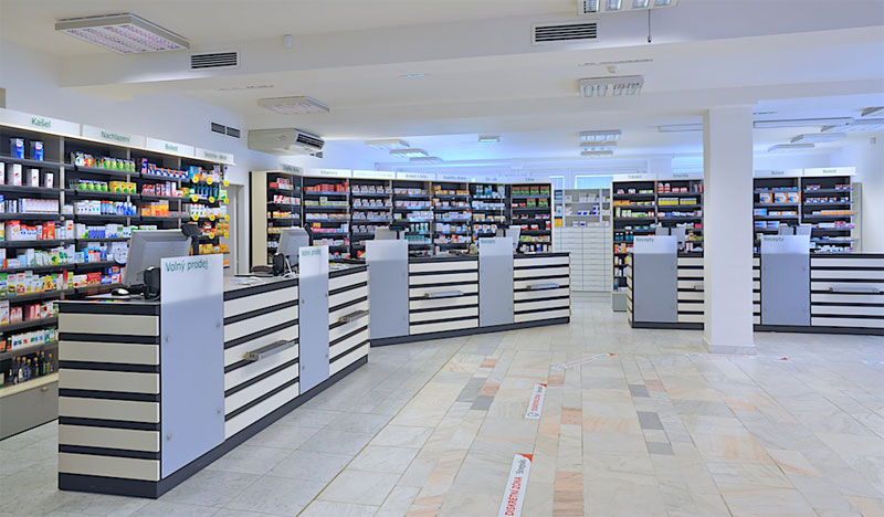 Lékárna Praha - Chodov