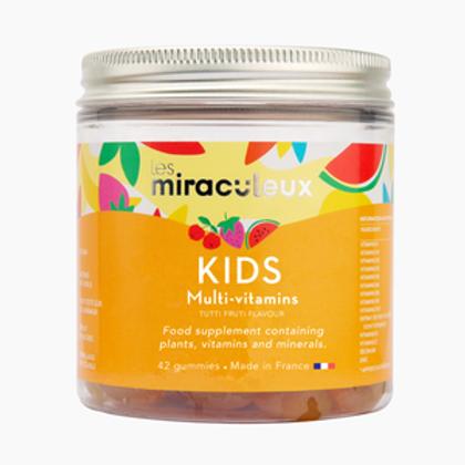 Les Miraculeux - Děti Tutti Frutti