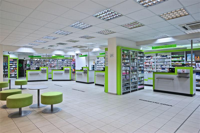 Lékárna Praha - Budějovická
