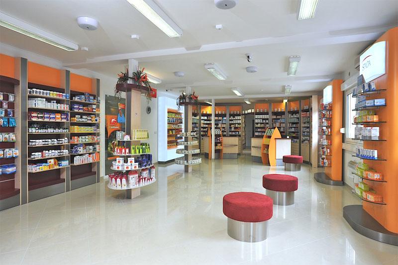 Lékárna Kraslice