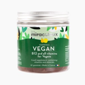 Les Miraculeux - Vegan