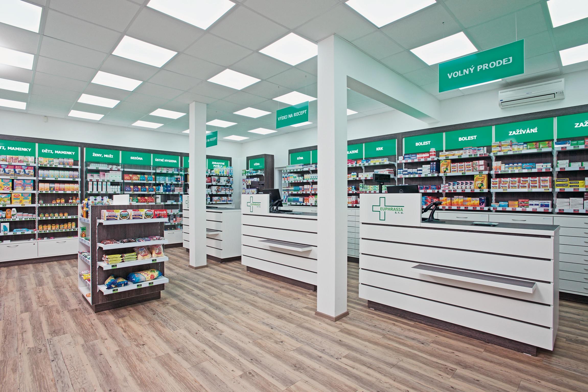 Lékárna Tuřany