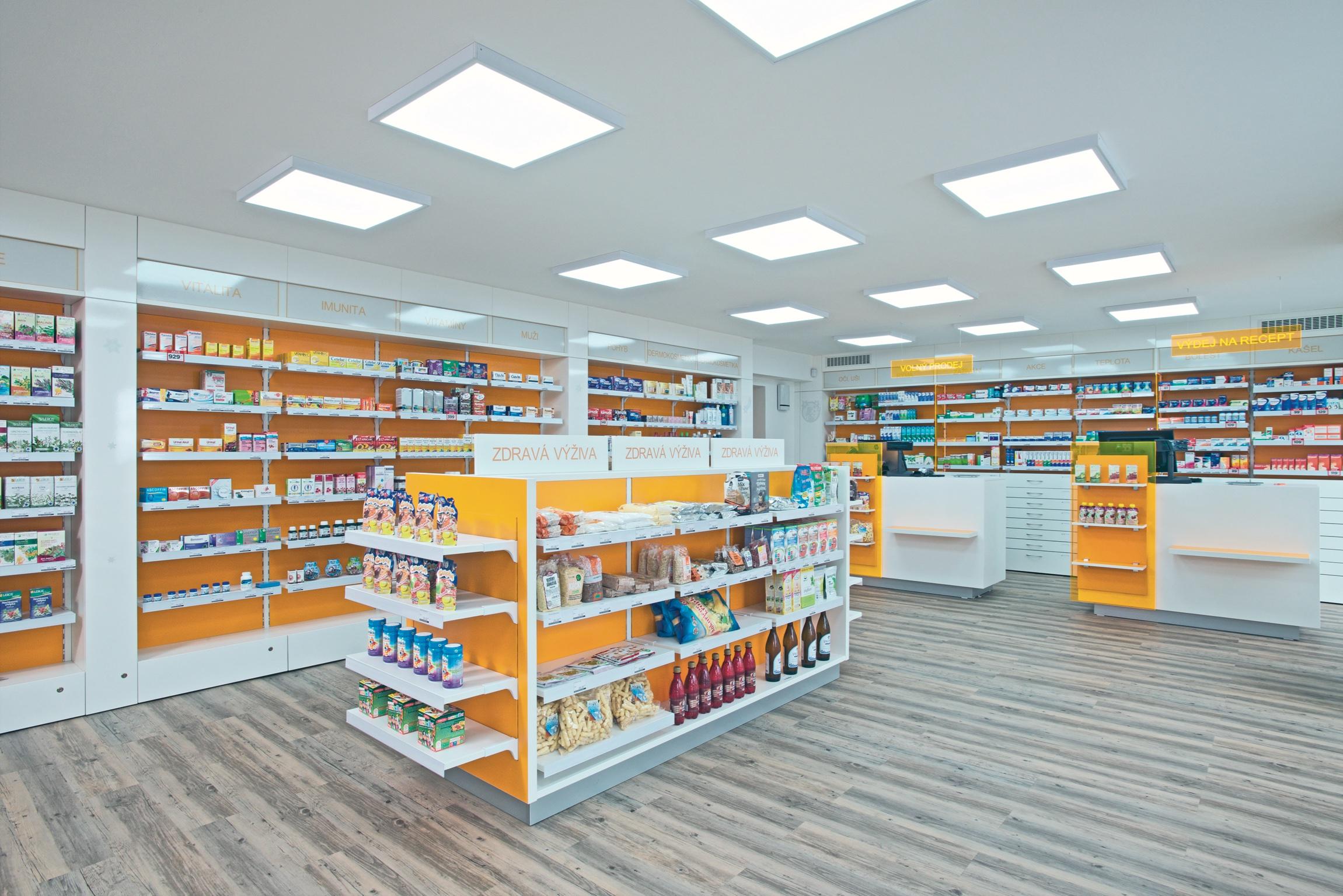 Lékárna Velké Přílepy