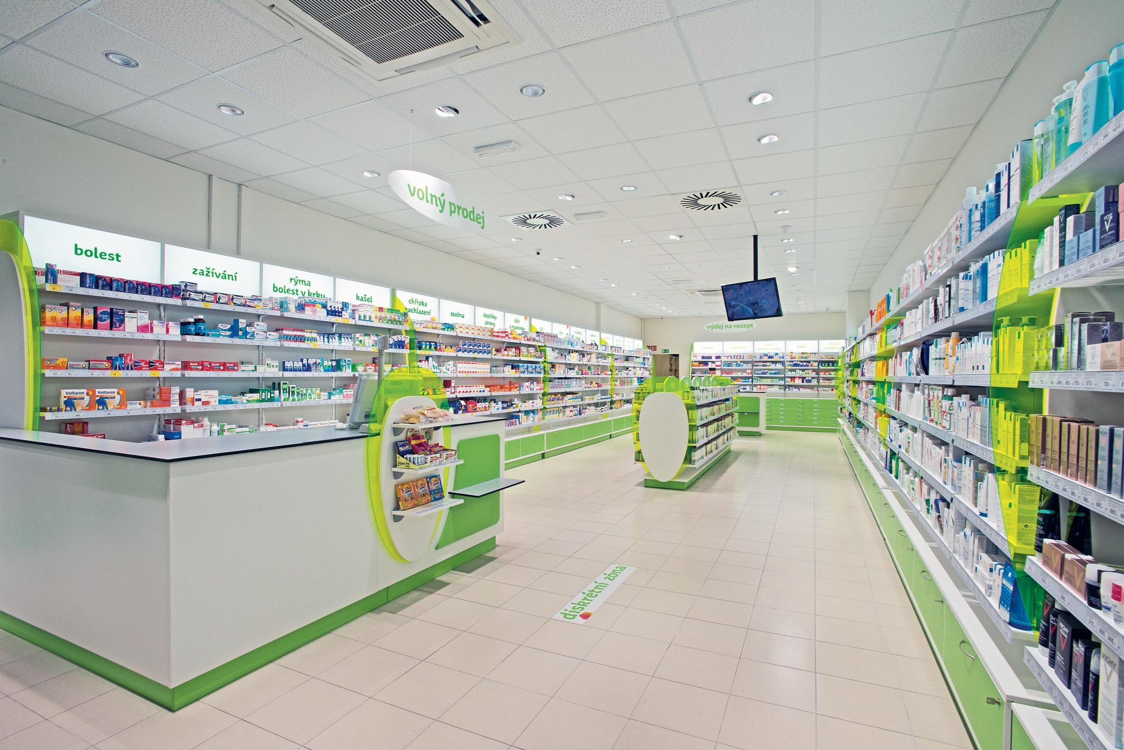 Lékárna Březiněves