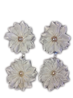 Brinco Exclusivo Flor de Liz