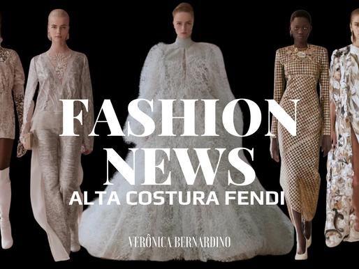 Fashion News - Alta Costura Fendi
