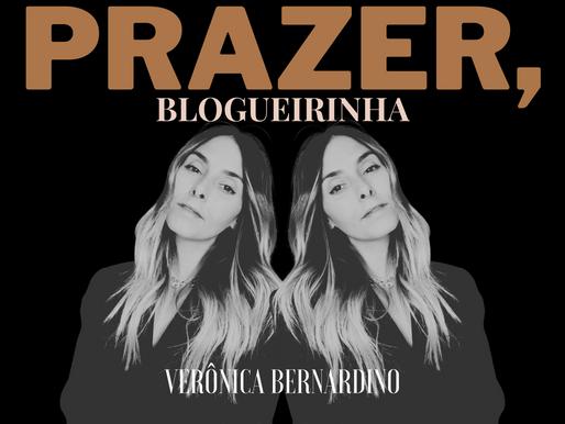 Prazer, Blogueirinha