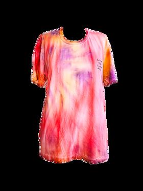 Camiseta Tie-Dye Follow Your Fucking Dreams