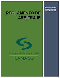 Portada Reglamento de Arbitraje.png