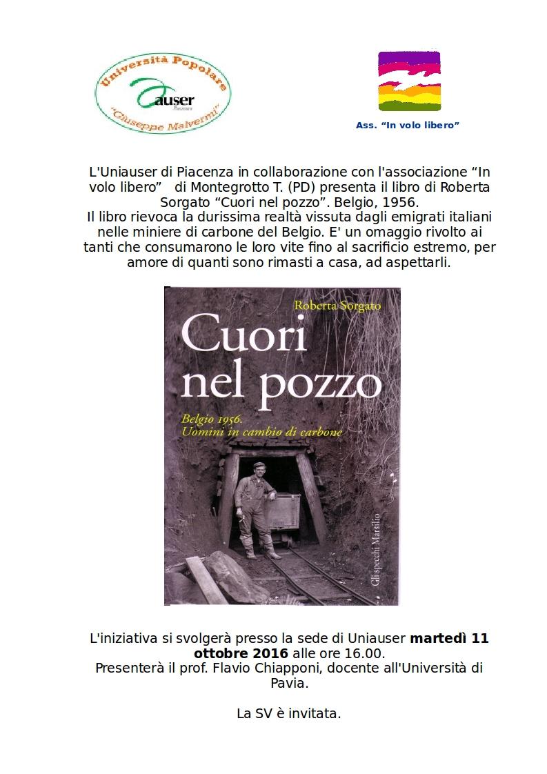 """""""Cuori nel pozzo"""" di Roberta Sorgato"""
