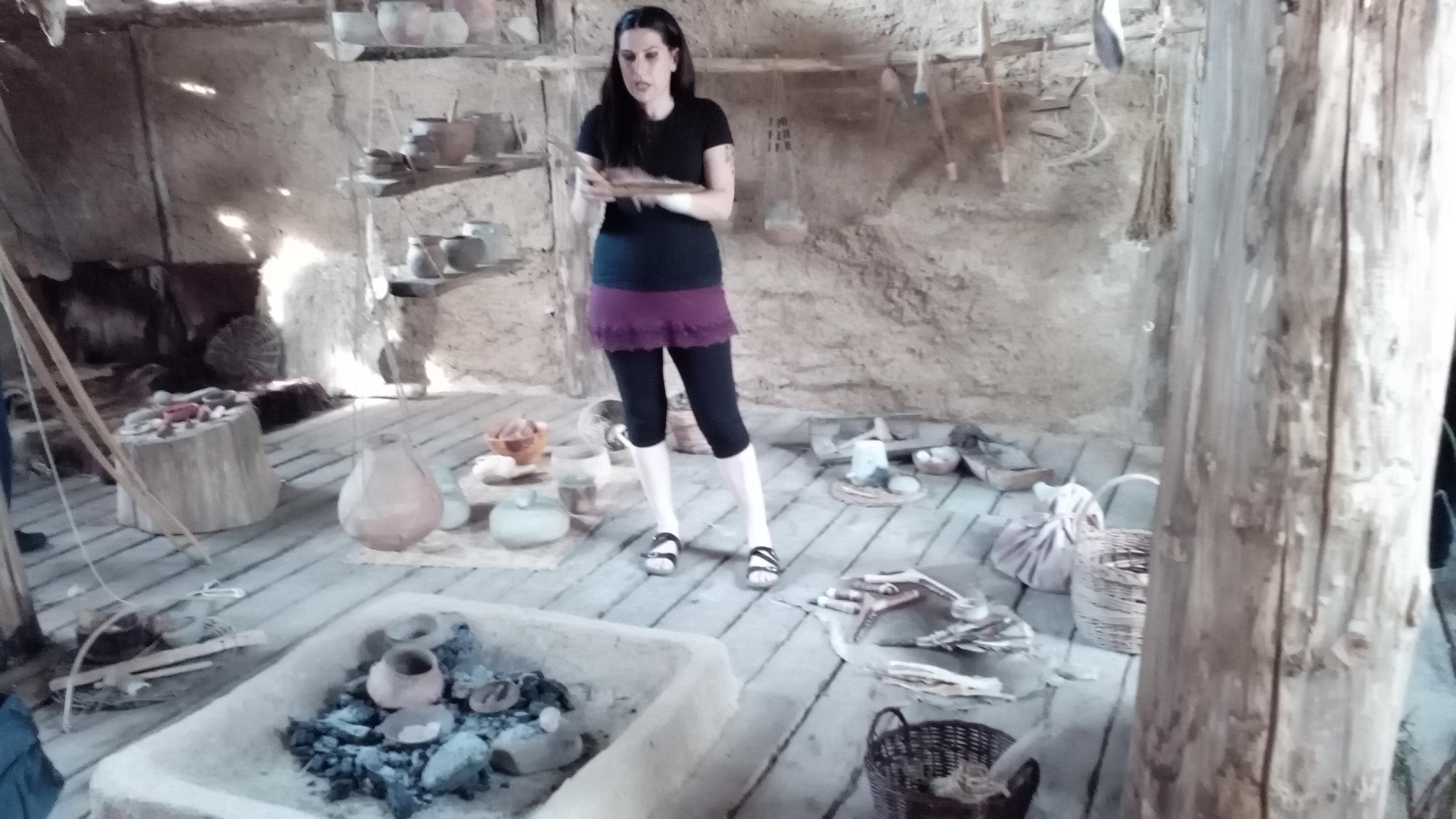 Parco archeologico di Travo 2016
