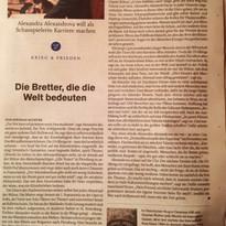 Interview in Flensburg