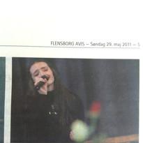 Solo Konzert in Flensburg