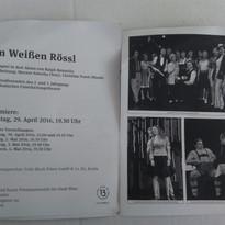 """Im Weißen Rössl"" (Operette) - Rolle: Touristin/Liubov Atanasova"
