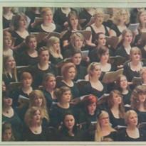 Chor Konzert Messe in Dänemark (Puccini)