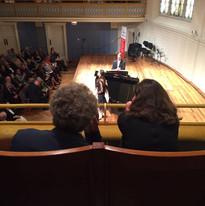 Konzert  Wiener Musikverein (Live Music Now)