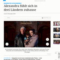 Interview mit Alexandra-Yoana Alexandrova