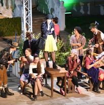 """Der Vogelhändler"" (Operette) 2018 - Schlossfestspiele Langenlois Rolle: Jette"