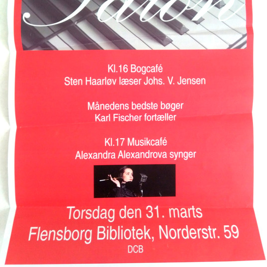 Solo-Konzert Edith Piaf Lieder