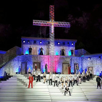 """Jesus Christ Superstar""Musical - Felsenbühne Staatz Rolle: Ensemble"