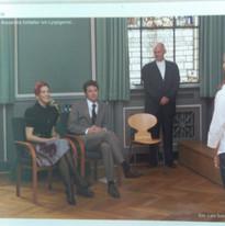 Konzert vor dem Dänischen Kronprinzenpaar als Solistin