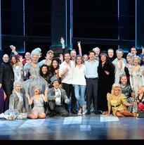 """""""GHOST - Eine Nachricht von Sam"""" Musical Stage Entertainment (Palladium Theater Stuttgart) Rolle: Susan/Ensemble"""
