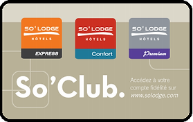 SO'LODGE Hotel pas cher Niort: Reduction coupon promo