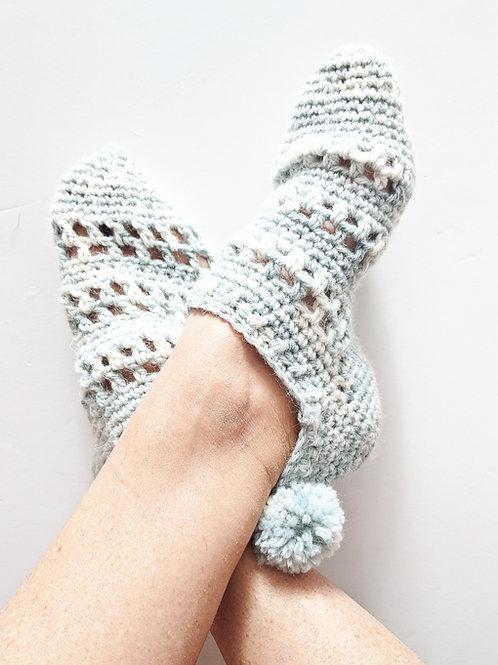 Cosie Tosies sock pattern