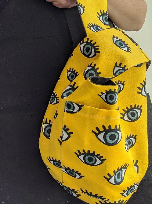 Eye WIP Knot Bag