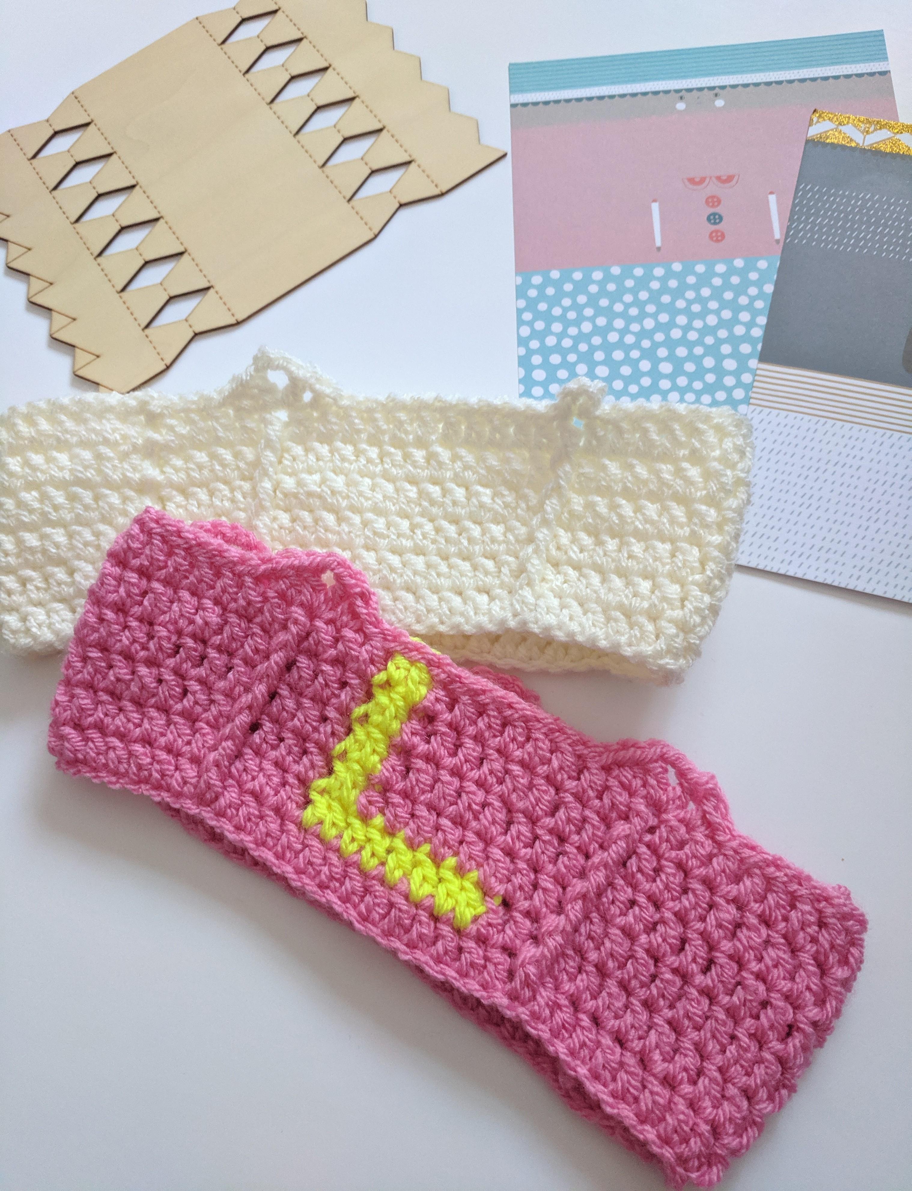 Christmas Crochet- Cracker Hat
