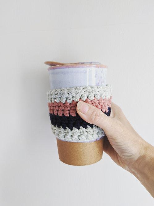 Eco Cup Hugger Crochet Kit