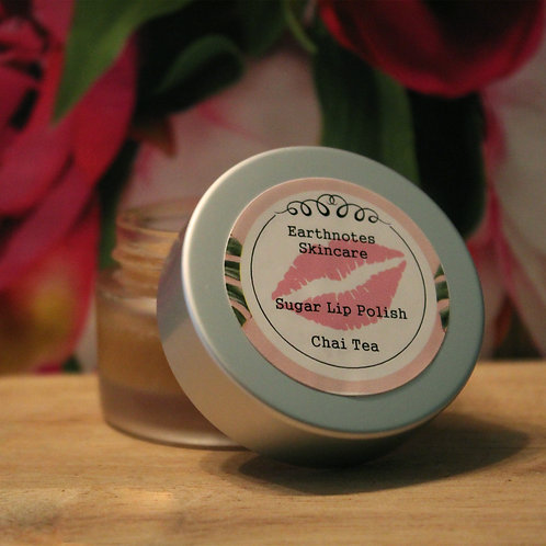 Chai Sugar Lip Polish