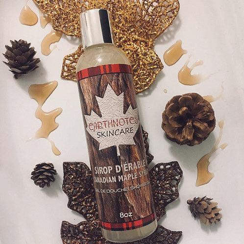 Canadian Maple Shower Gel