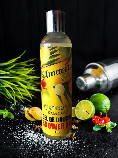 Cheers to Summer Shower Gel- Amaretto Sour