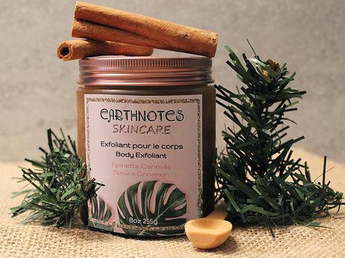 Spruce Cinnamon Body Exfoliant
