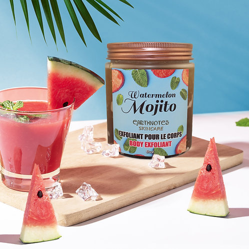 Cheers to Summer- Watermelon Mojito Body Exfoliant