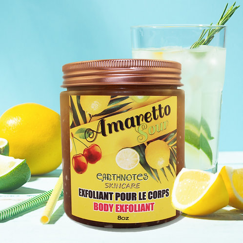 Cheers to Summer-Amaretto Sour Body Exfoliant