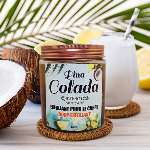 Cheers to Summer- Pina Colada Body Exfoliant